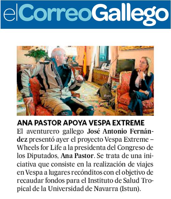 El Correo Gallego - 14 de noviembre de 2017