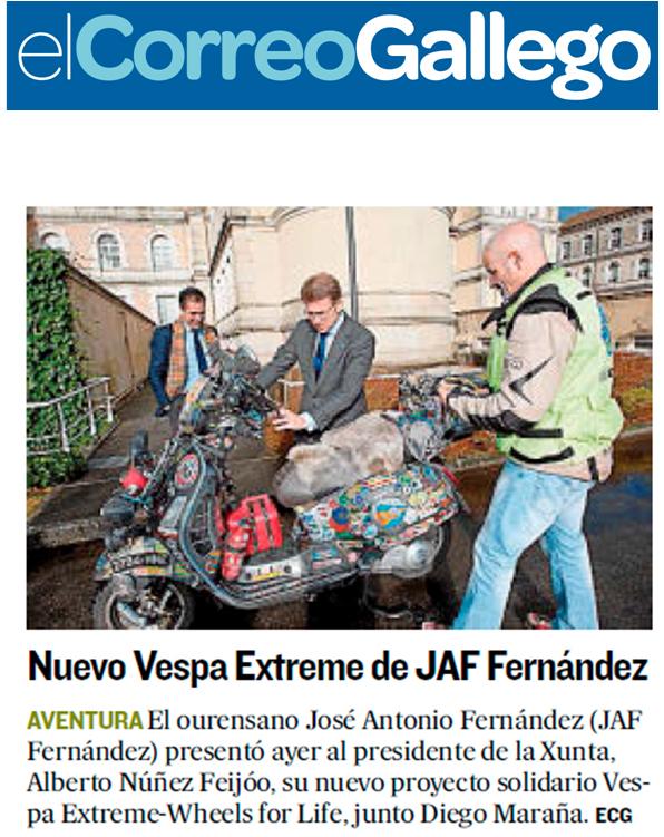 El Correo Gallego - 17 de enero
