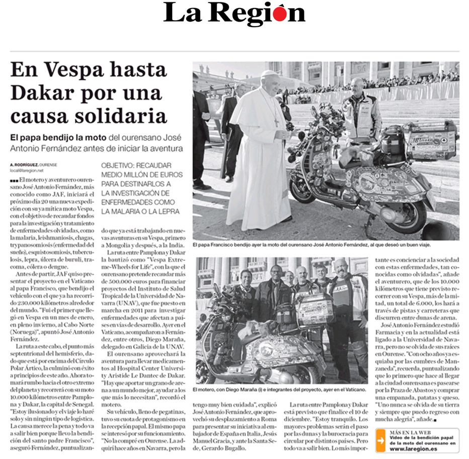 La Región - 9 de noviembre de 2017