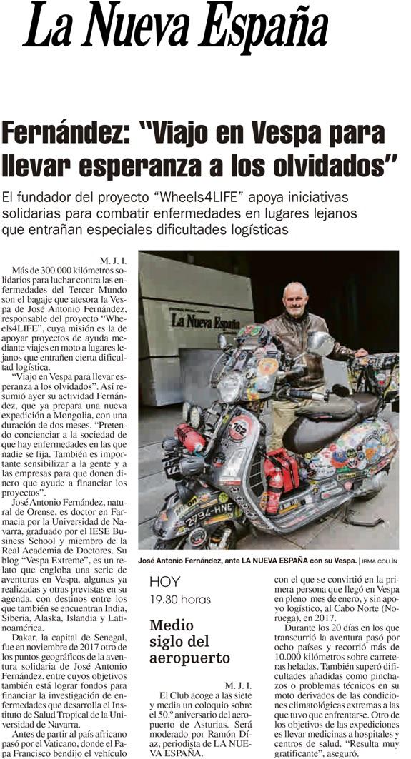 07.06.2018 La Nueva España