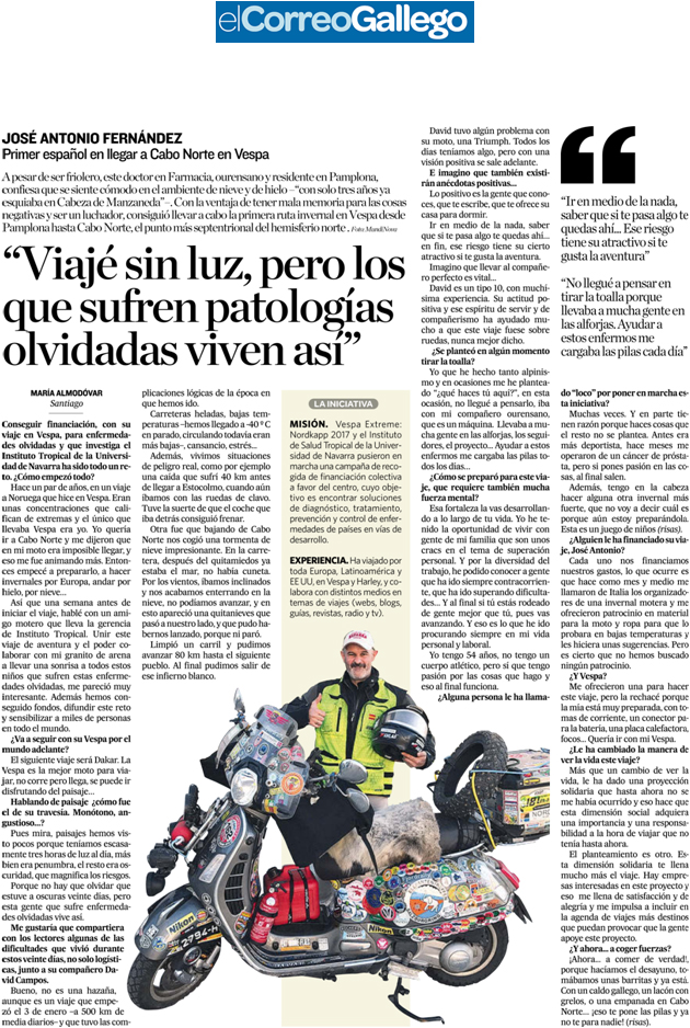 21.03.2017 El Correo Gallego